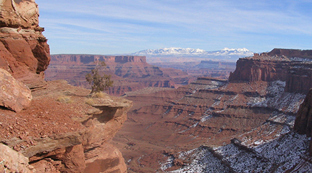 nJoy Vision Sightseeing Blog Post Image of Canyonlands National Park